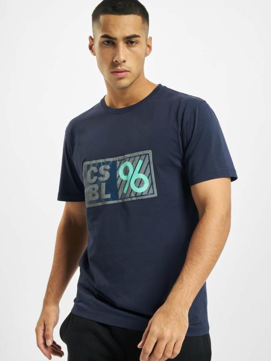 Cayler & Sons T-Shirt CSBL Decennivm blue