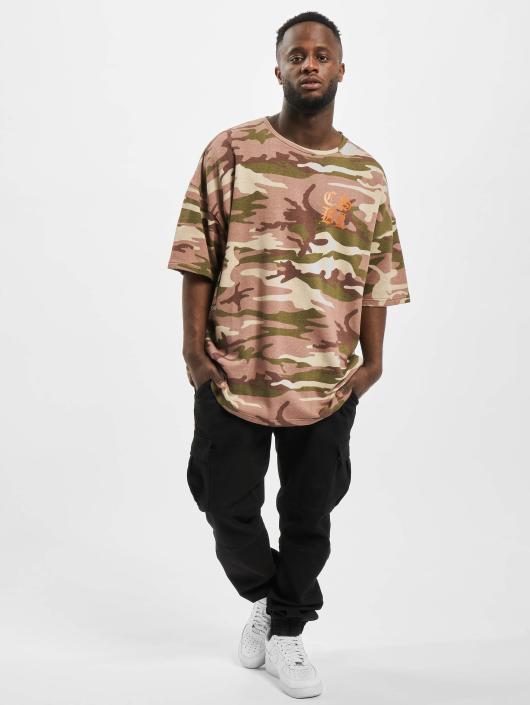 Cayler & Sons T-Shirt CSBL Doomed brown