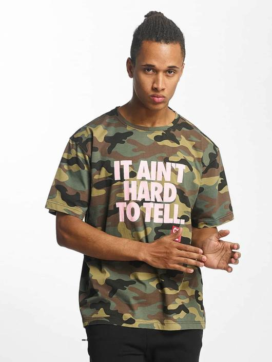 Cayler & Sons T-Shirt Ain't Hard camouflage