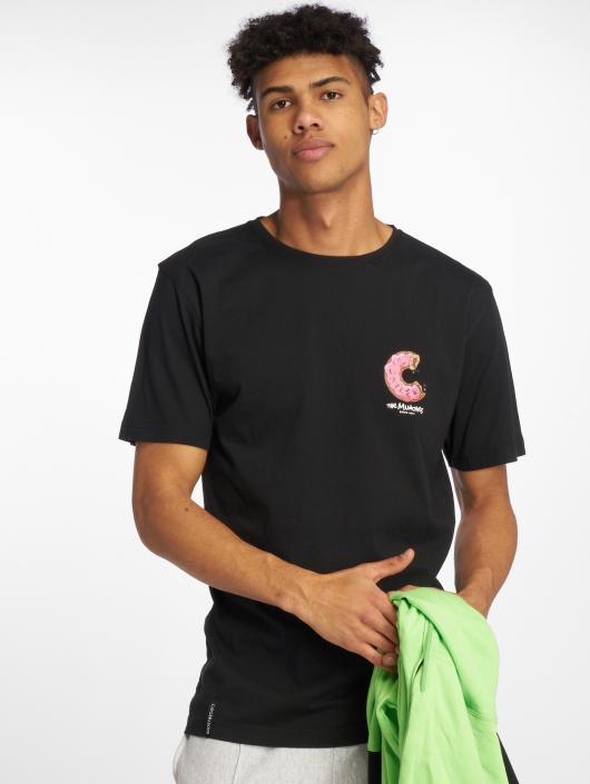 Cayler & Sons T-Shirt C&s Wl Los Munchos noir