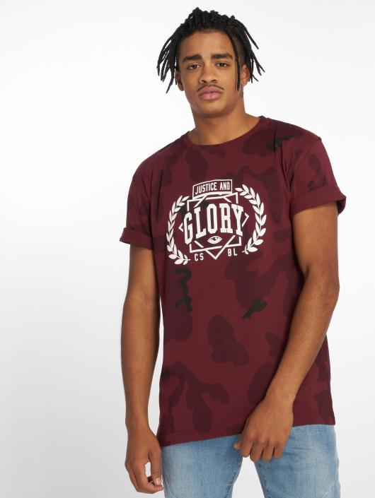 Cayler & Sons T-Shirt Justice N Glory red