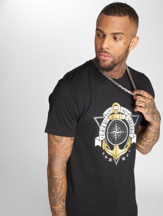Cayler & Sons T-Shirt Crew Strong schwarz