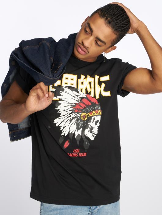 Cayler & Sons T-Shirty Tee Downtown czarny