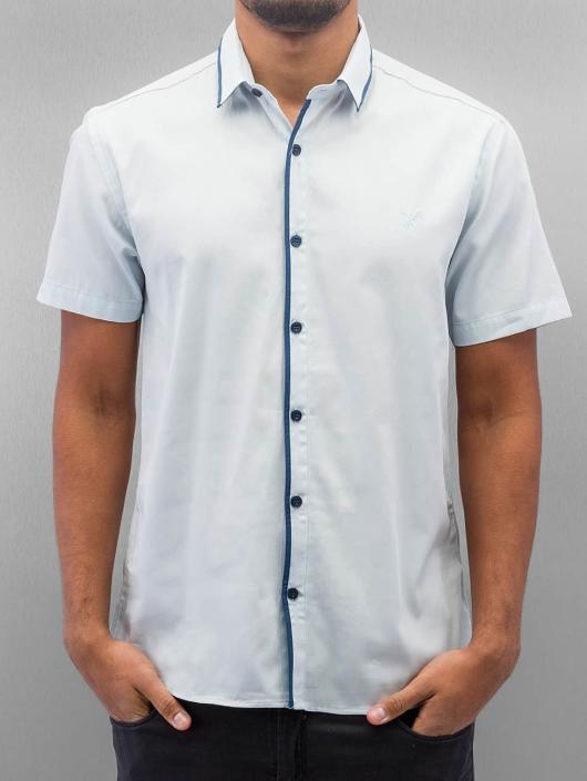Cazzy Clang overhemd Feim blauw