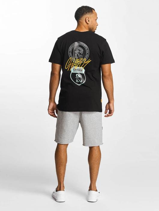 CHABOS IIVII Camiseta College negro