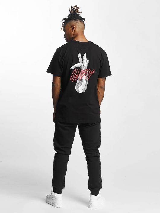 CHABOS IIVII Camiseta Djart negro