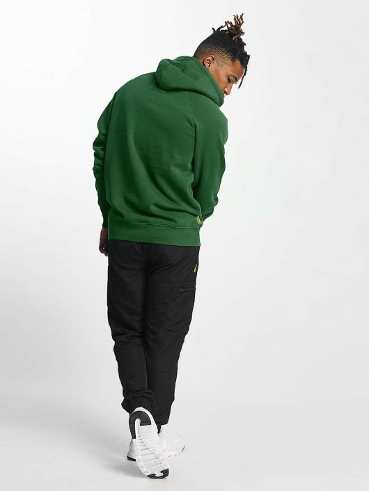 CHABOS IIVII Hoodie Sace green