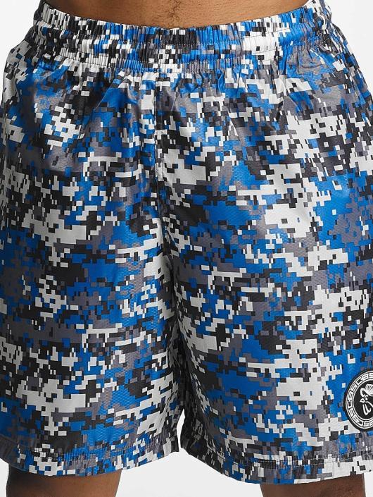 CHABOS IIVII shorts Camo blauw