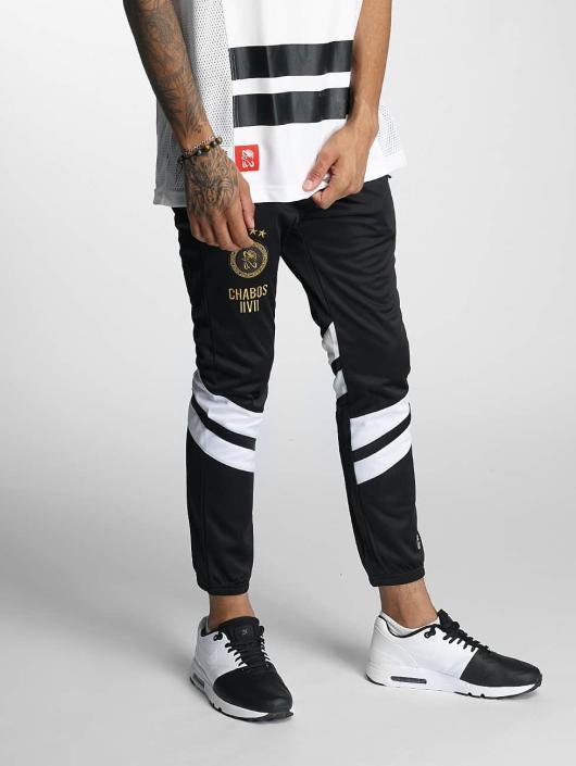 CHABOS IIVII Spodnie do joggingu Fourstar Core czarny
