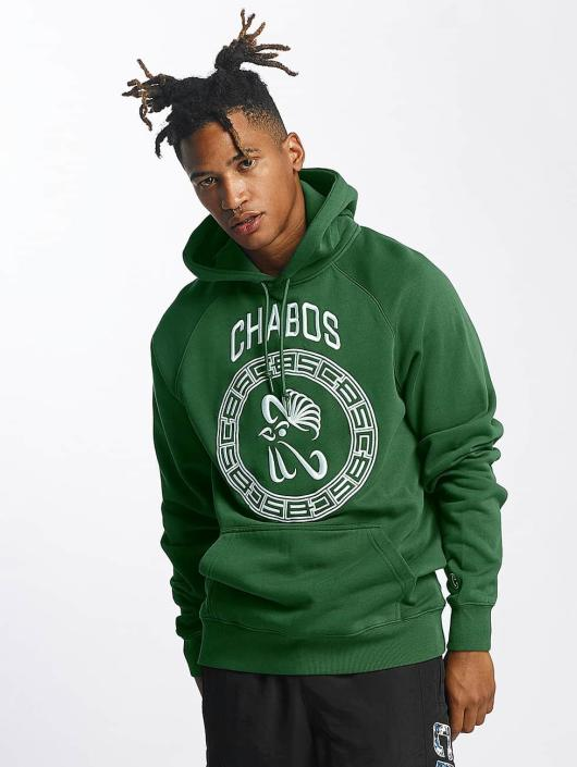 CHABOS IIVII Sweat capuche Sace vert