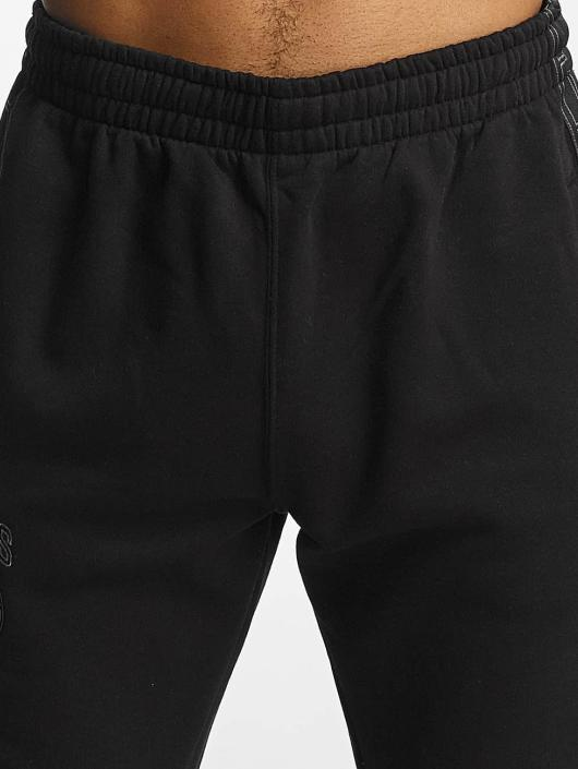 CHABOS IIVII Sweat Pant Palazzo Taped black