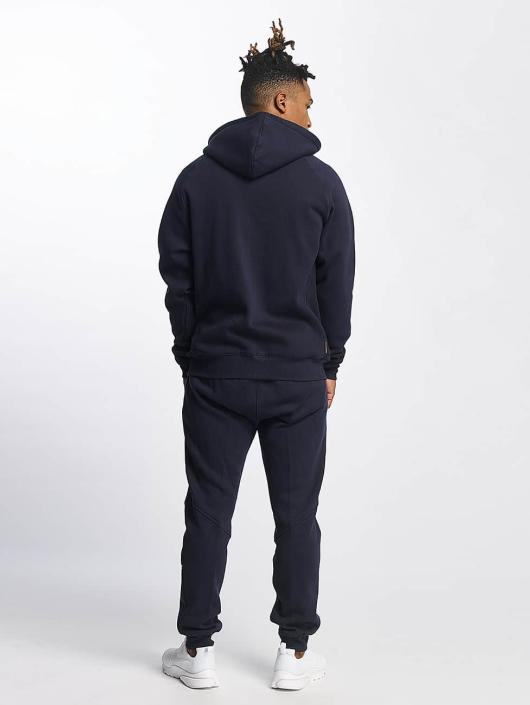 CHABOS IIVII Sweatvest Athletic Raglan Zipper blauw