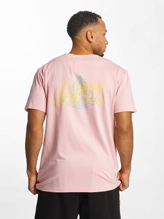 CHABOS IIVII T-paidat Pyramid roosa