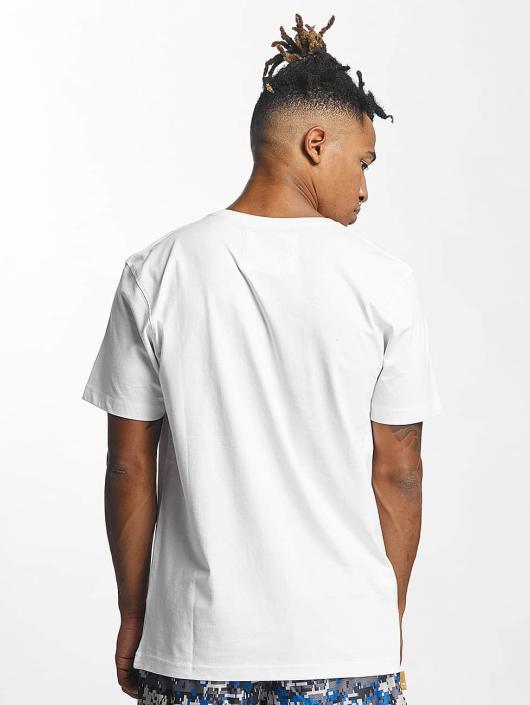 CHABOS IIVII T-shirt Camo Palazzo bianco