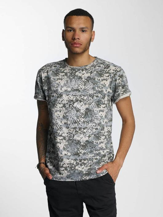 chabos iivii camo camouflage homme t shirt 368501. Black Bedroom Furniture Sets. Home Design Ideas