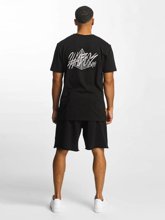 CHABOS IIVII T-Shirt Pyramid noir