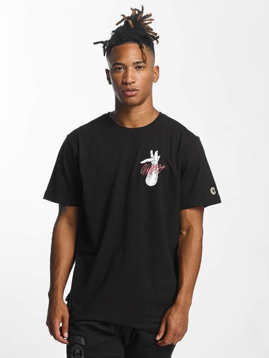 CHABOS IIVII T-Shirt Djart schwarz