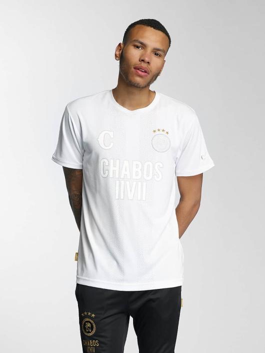 CHABOS IIVII T-Shirt Bianci Soccer weiß