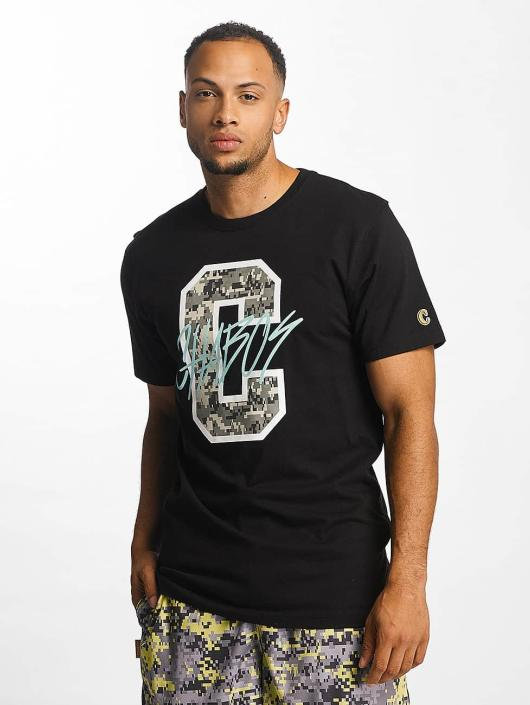 CHABOS IIVII t-shirt C zwart