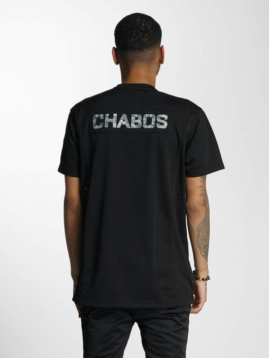 CHABOS IIVII T-Shirty Football Jersey czarny