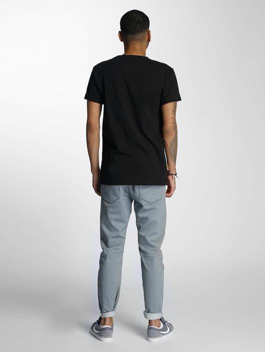 CHABOS IIVII T-skjorter Omerta svart