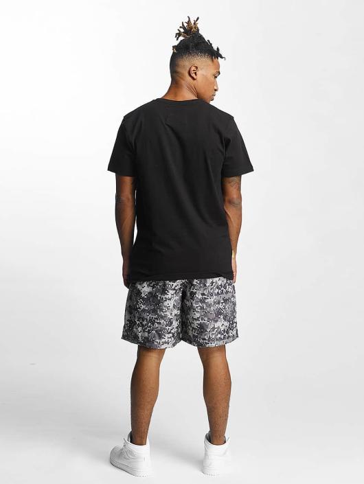 CHABOS IIVII T-skjorter Camo Palazzo svart