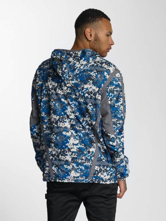 CHABOS IIVII Transitional Jackets Zip Hooded kamuflasje