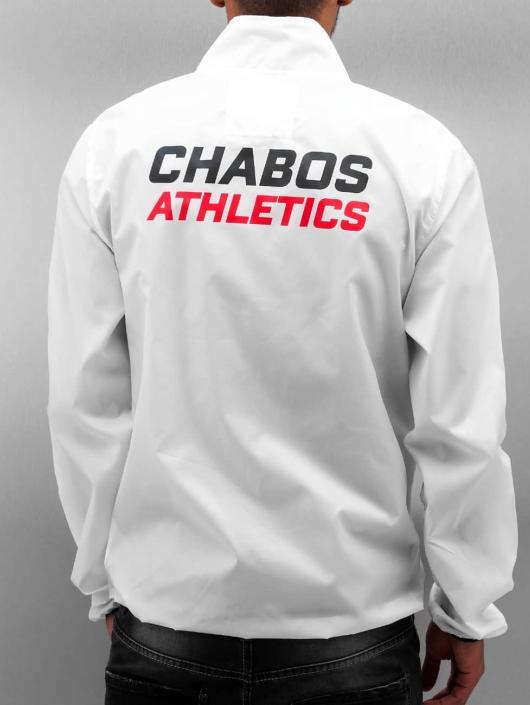 CHABOS IIVII Übergangsjacke Athletics Lightweight weiß