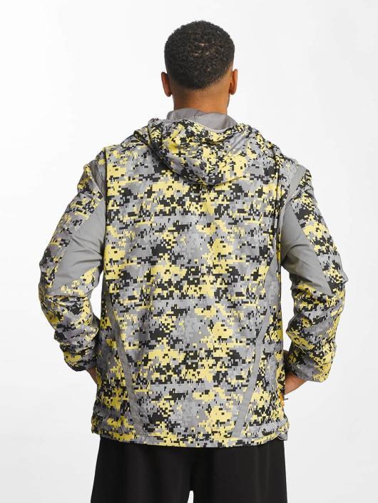 CHABOS IIVII Välikausitakit Zip camouflage
