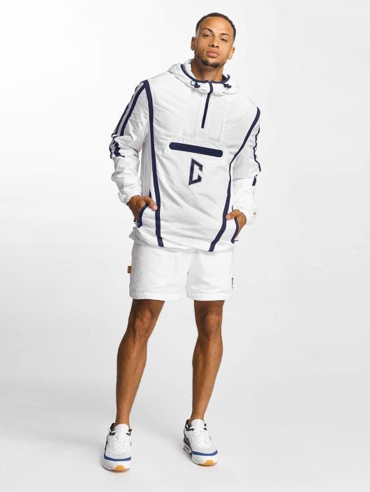 CHABOS IIVII Veste mi-saison légère Half Zip blanc