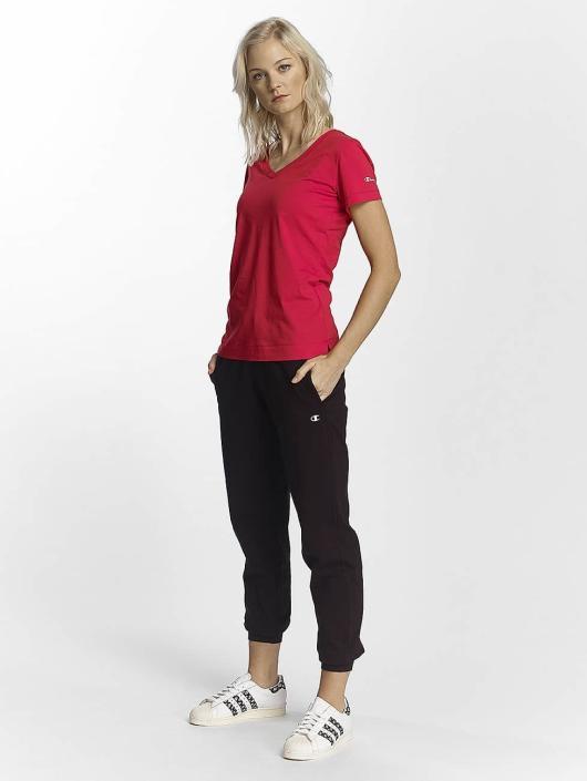 Champion Athletics Спортивные брюки Authentic Athletic Apparel Cuffed черный
