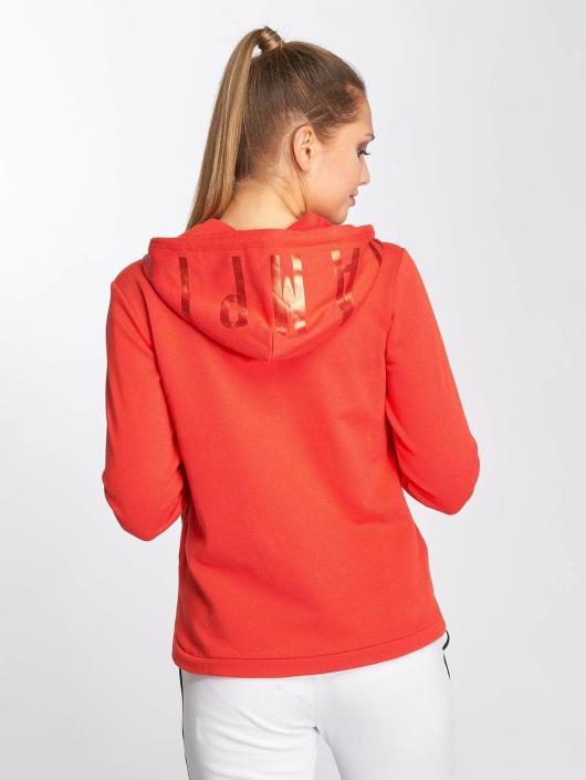 Champion Athletics Bluzy z kapturem Apparel czerwony