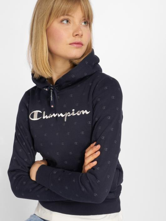Champion Athletics Hoodie American Classics blue