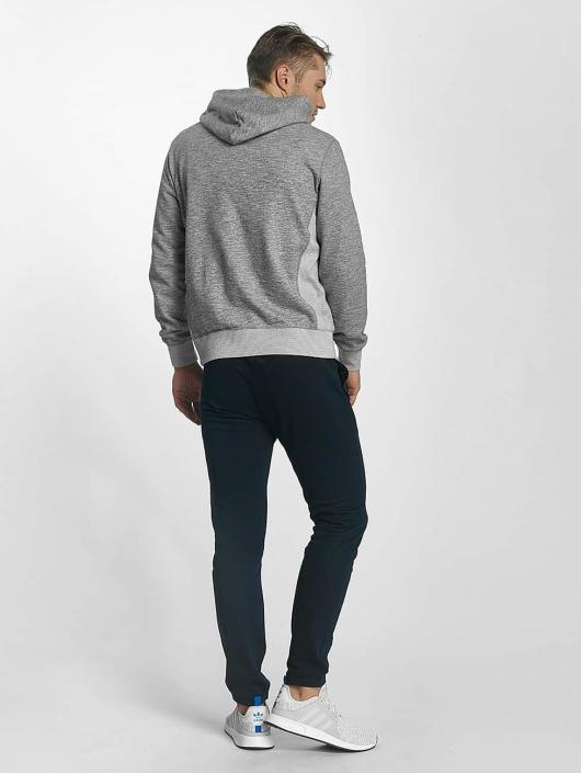 Champion Athletics Hoodie New York gray