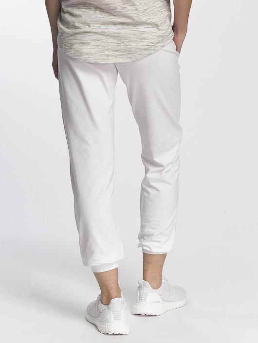 Champion Athletics Jogging Cuffed Sweatpants blanc