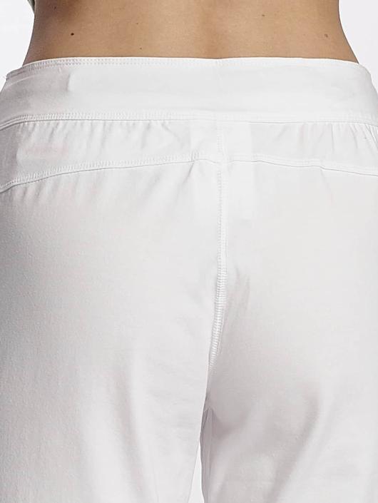 Champion Athletics Joggingbukser Cuffed Sweatpants hvid