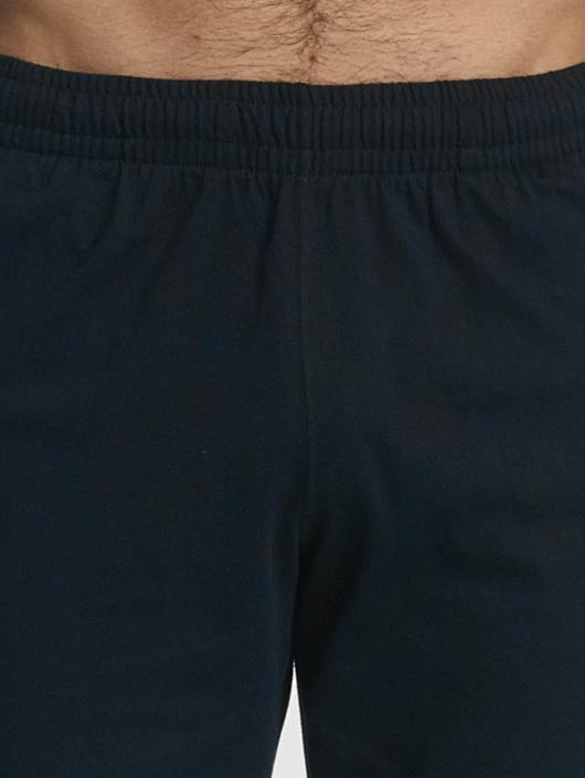 Champion Athletics Joggingbyxor Elastic Cuff blå
