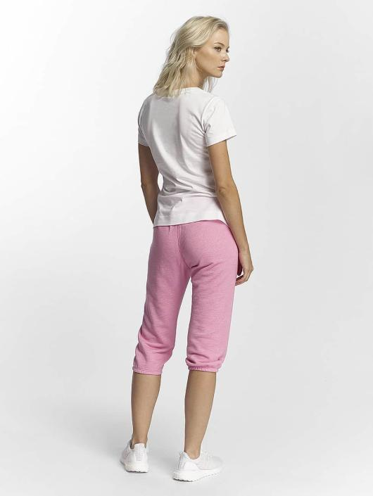 Champion Athletics Joggingbyxor Elastic Cuff rosa