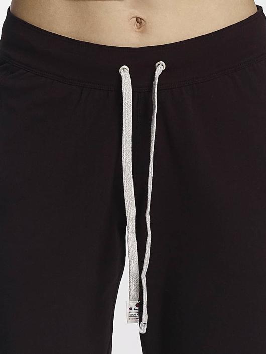Champion Athletics Jogginghose Authentic Athletic Apparel Cuffed schwarz