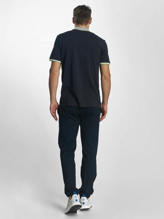 Champion Athletics Poloshirt Basic blau
