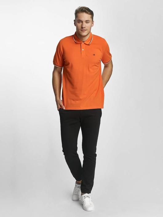 Champion Athletics poloshirt Metropolitan oranje