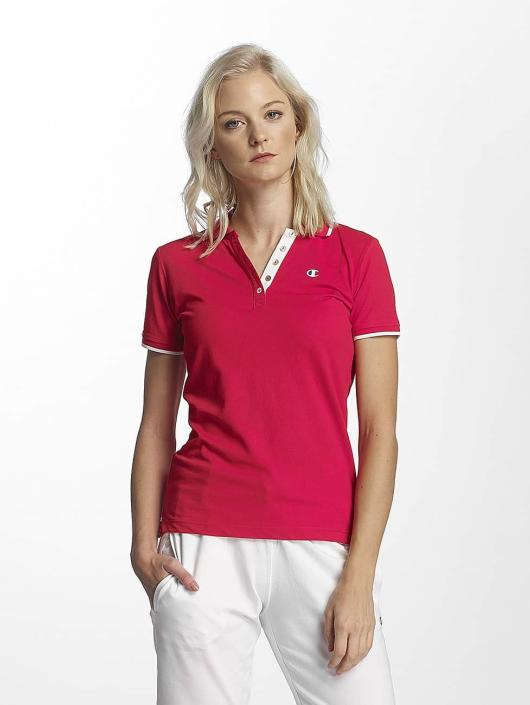 Champion Athletics Poloshirt Monaco rot