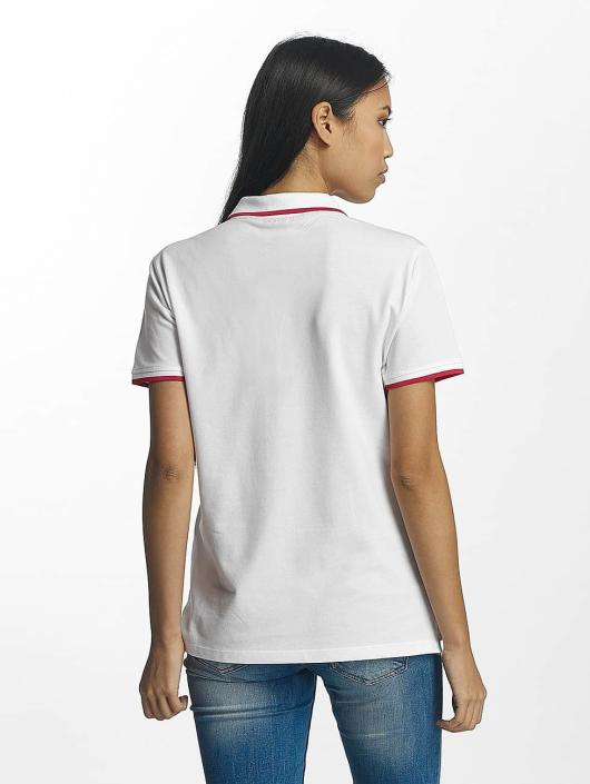 Champion Athletics Poloshirt Monaco white