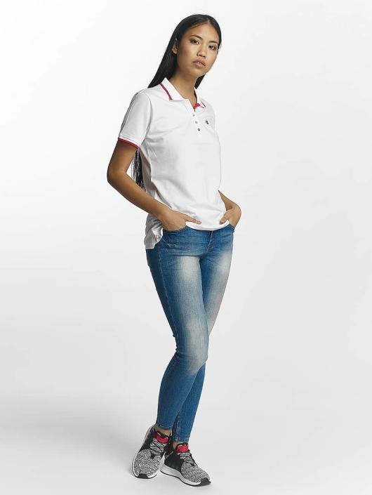 Champion Athletics poloshirt Monaco wit
