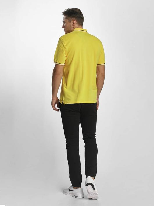 Champion Athletics Poloshirt Metropolitan yellow