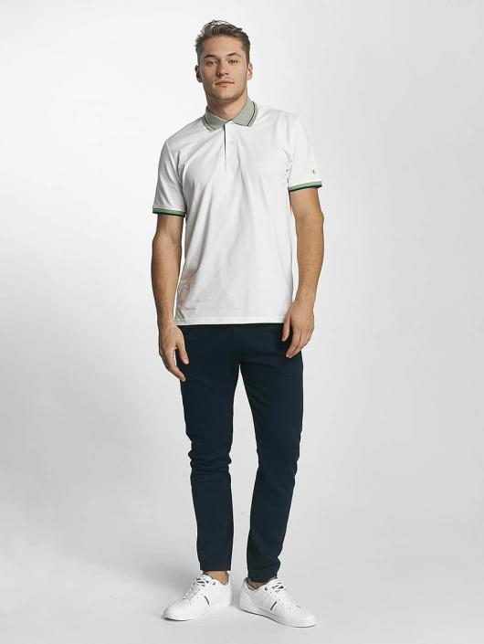 Champion Athletics Poloskjorter Basic hvit