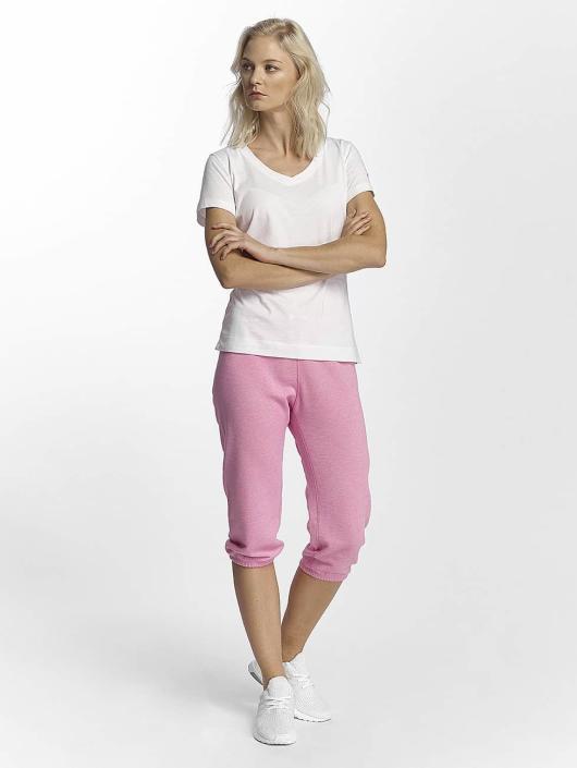 Champion Athletics Spodnie do joggingu Elastic Cuff pink