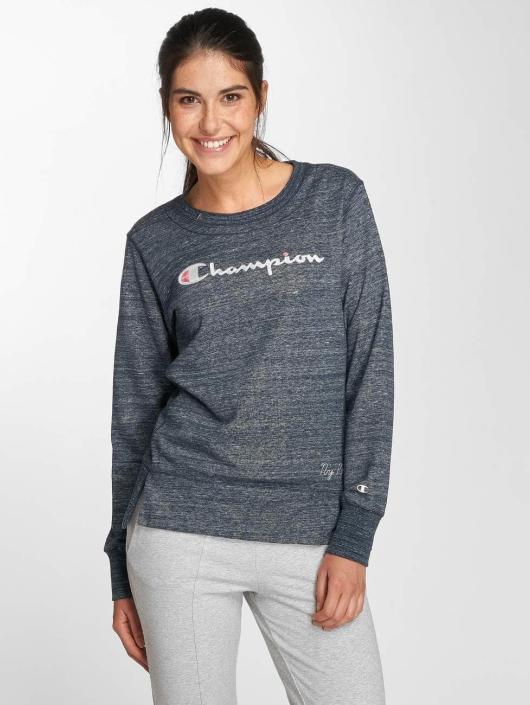 Athletic Crewneck Apparel Sweatshirt Champion Blue Authentic 5xS75wU