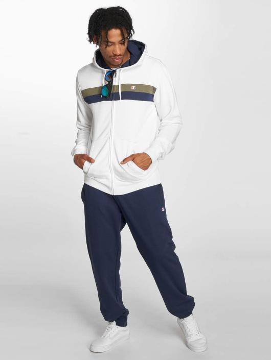 Champion Athletics   Full blanc Homme Sweat capuche zippé 442302 d1c7fd55122c