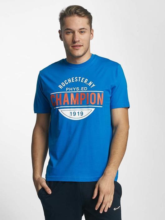 Champion Athletics T-Shirt Rochester New York blau